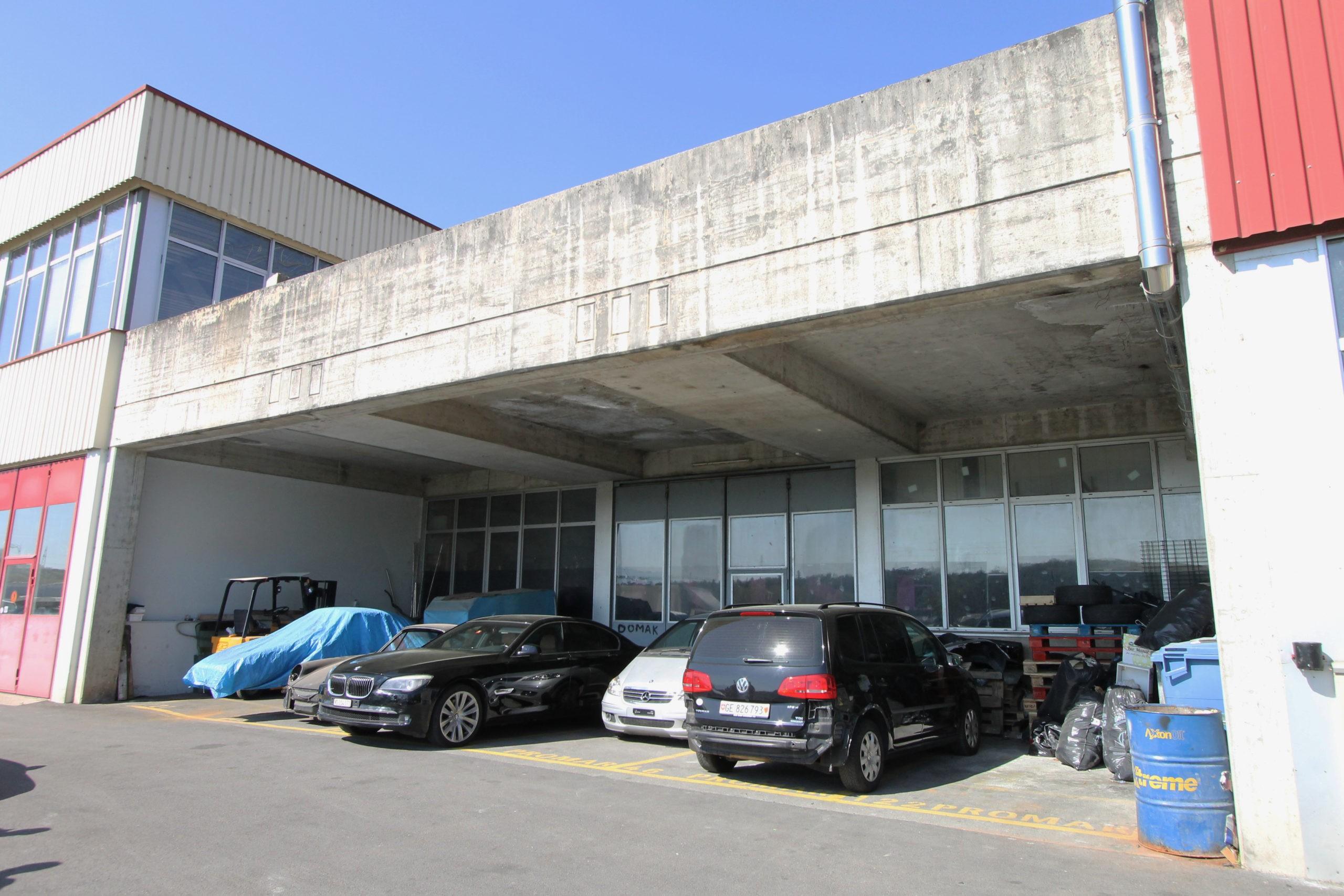 Local artisanal : plus de 340 m2 de surface disponible